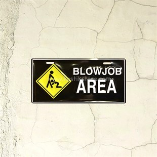 Blow Job Area Teneke Tabela